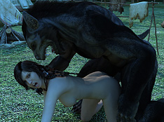 werewolf magic 3d hentai